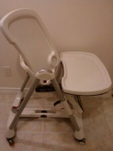 HIGH CHAIR & BABY CRIB