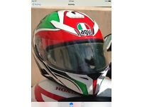 AGV K5 Roadracer Italia helmet Size S 55-56
