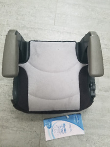 Used Evenflo High Rise Booster Car Seat