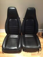 Porsche 944 leather seats and more