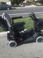 2015 invacare leo new  mobility scooter  with  warranty   with 1