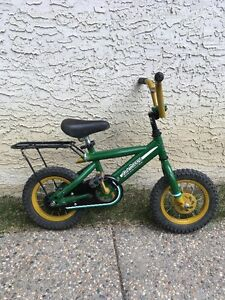 Kid's Bike John Deere