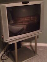 Tv/tv stand for sale.
