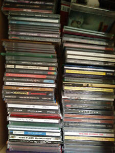Various CDs and DVDs $1 each negotiable