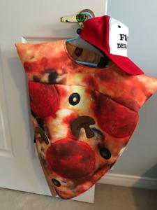 Kids/Toddler Pizza Halloween costume