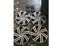 Vw caddy wheels
