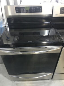 """30"""" free standing SS induction range Frigidaire$899"""