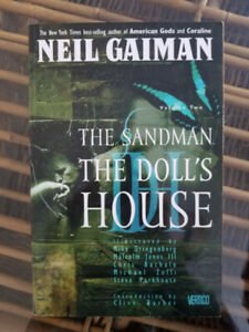 SANDMAN: THE DOLL'S HOUSE (REMASTERED) - PAPERBACK - VERTIGO