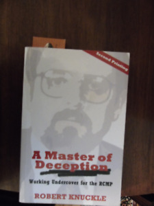 A MASTER OF DECEPTION by ROBERT KNUCKLE