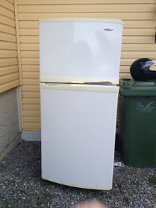 refrigerateur whirlpool gold
