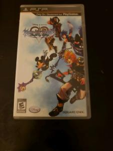 Kingdom Hearts: Birth by Sleep for the PSP