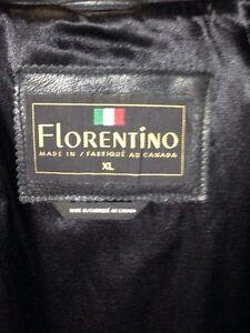 Manteau pour femme en cuir souple grandeur XL West Island Greater Montréal image 3