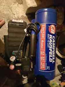 Compresseur 2.0hp 4 gallons