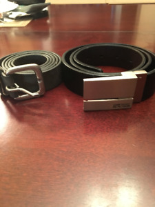 SMALL SIZE KENNETH COLE REACTION BELT + ONE MORE/ 10.00$