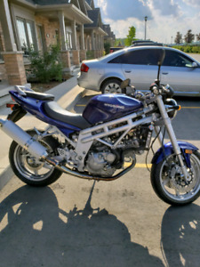 Immaculate condition Hyosung Comet 650
