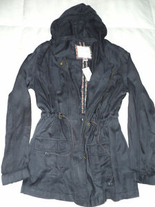 MAURICE'S SPRING/SUMMER SILKY SOFT THIN COAT/JACKET $69