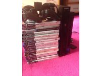 PlayStation 2 all wires 2 pads