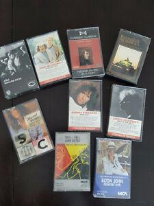 Cassettes audio diverses