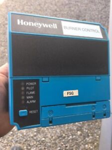 Honeywell RM7800 Flame Safeguard w/ Flame Rod Card