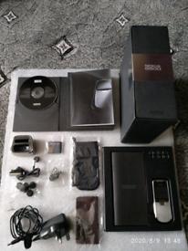 Nokia 8800 Chrome Silver Unlocked Rare Mobile Phone