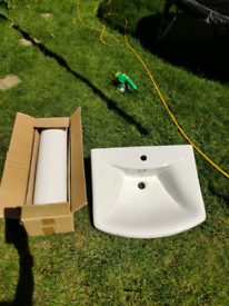 Free wash basin