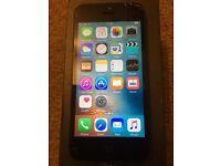 Iphone 5 unlocked Black 16 GB sim free smart phone boxed