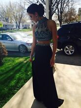 Sherri hill 11068 black two piece formal dress Carina Brisbane South East Preview