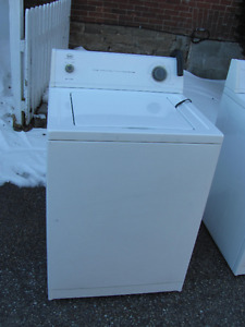 Washer & Dryer Extra Capacity- Work Great!