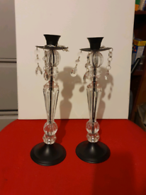 2 candle holders for £10
