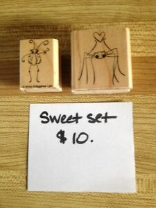 Stampin up sweet set