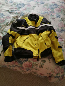EX Lrg Motorcycle Jacket