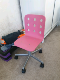 Ikea Childrens Desk Chair Free