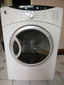 Matching ge front load washer/ dryer