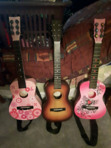 Guitars  $40 each