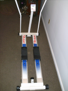 KEEP FIT ALL YEAR SKI MACHINE SLIDER