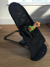 Baby Bjorn babysitter balance bouncer with toy