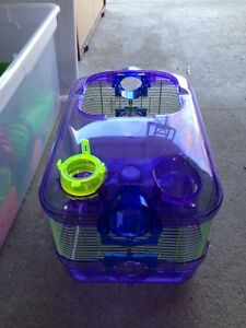 Hamster / Mice Cage and Accessories