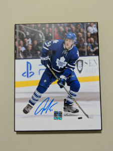 Toronto Maple Leafs Jake Gardiner Autographed Photo Plaqued efc23b4ab
