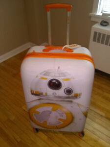 Star Wars Samsonite Bag for sale. Used once