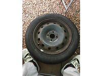Renault wheel+ new tyre 185/60