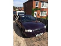 Ford Escort 1.4 Low Mileage £475 ono