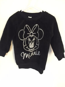 18-24 month Disney Minnie Mouse soft sweater