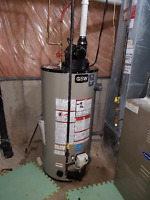 WATER HEATERS AND TANKIESS HEATERS INSTALLATION
