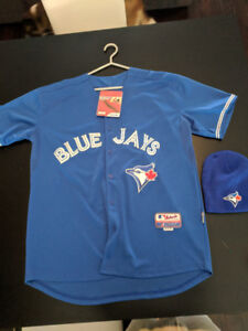 Toronto Blue Jays Jersey and Toque (Brand New)