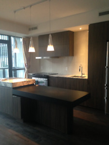Yonge and Bloor Modern Furnished Studio