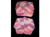 Hand knitted cardigans bundle 1