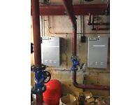 Plumbing and heating job wanted