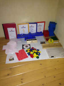 ShillerMath Kit 1 for 4-8 year olds