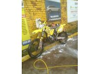 Not Ktm kx or cr .... RM 125