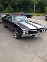 1969 Olds 4-4-2